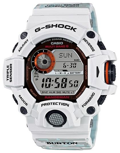 Часы мужские наручные Casio G-Shock GW-9400BTJ-8E / GW-9400BTJ-8ER